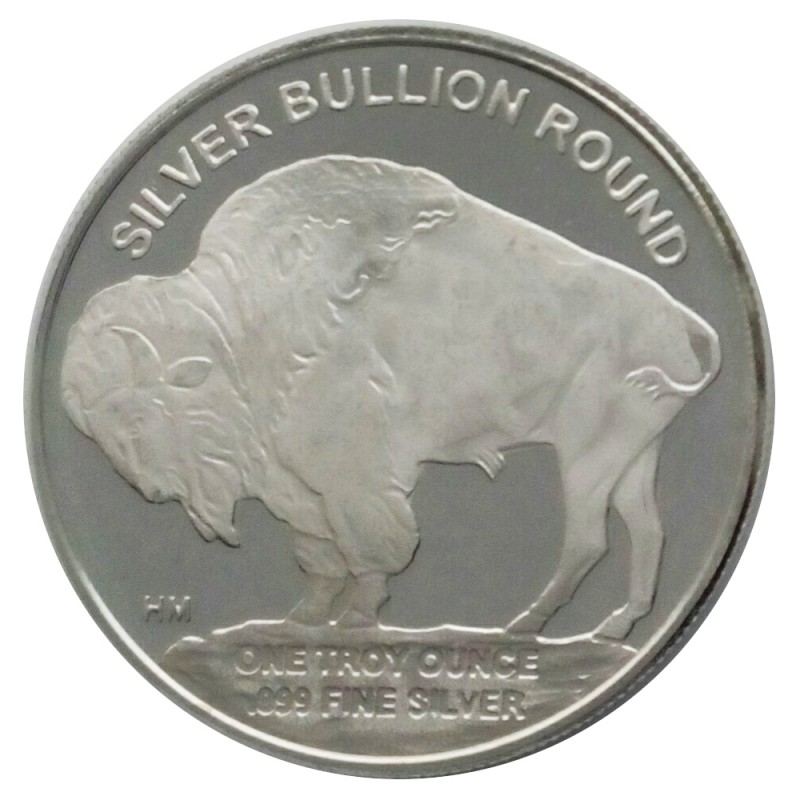 American Buffalo Silver Bullion Coin Vat Free Buy Silver