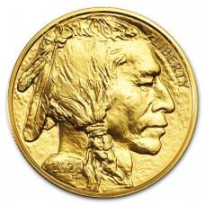 2020 1 oz Gold American Buffalo BU
