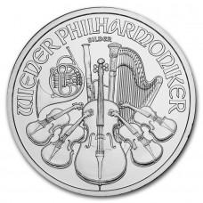 1 oz Austrian Silver Vienna Philharmonic (Random Years) - PRE-SALE